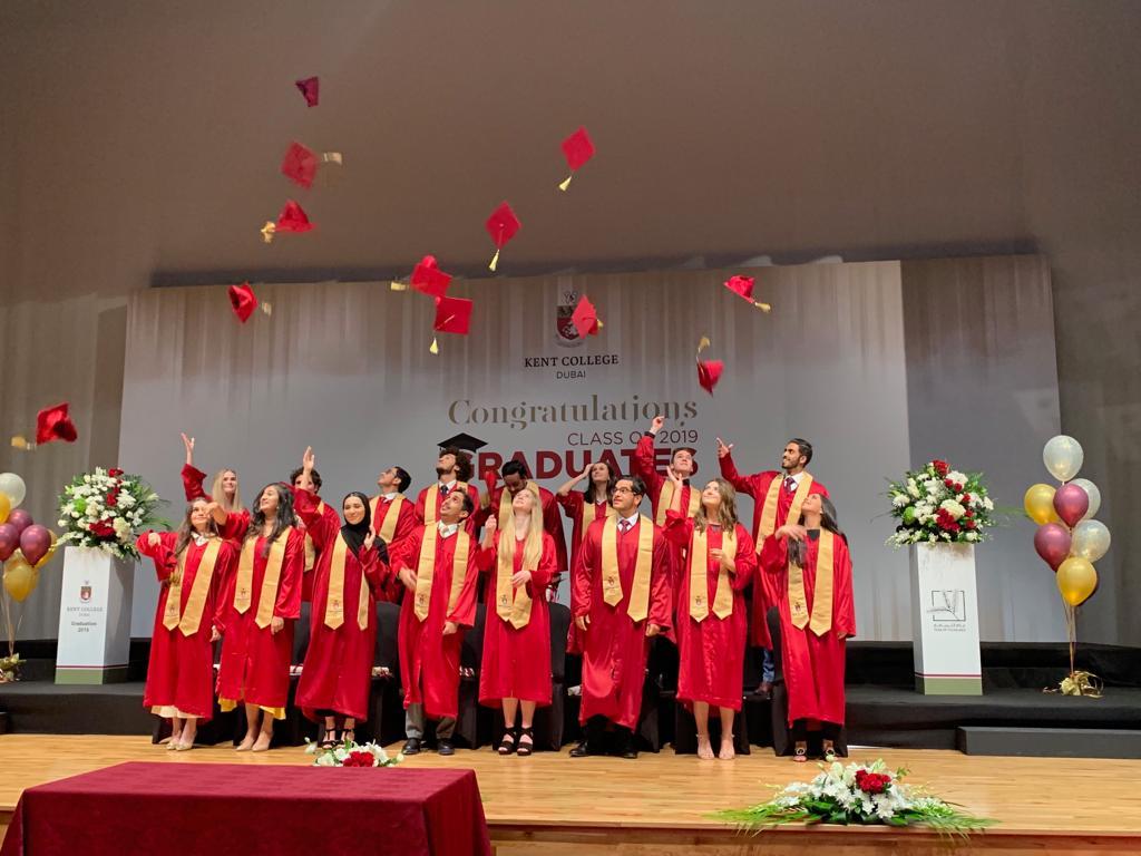 class of 2018    19 graduate