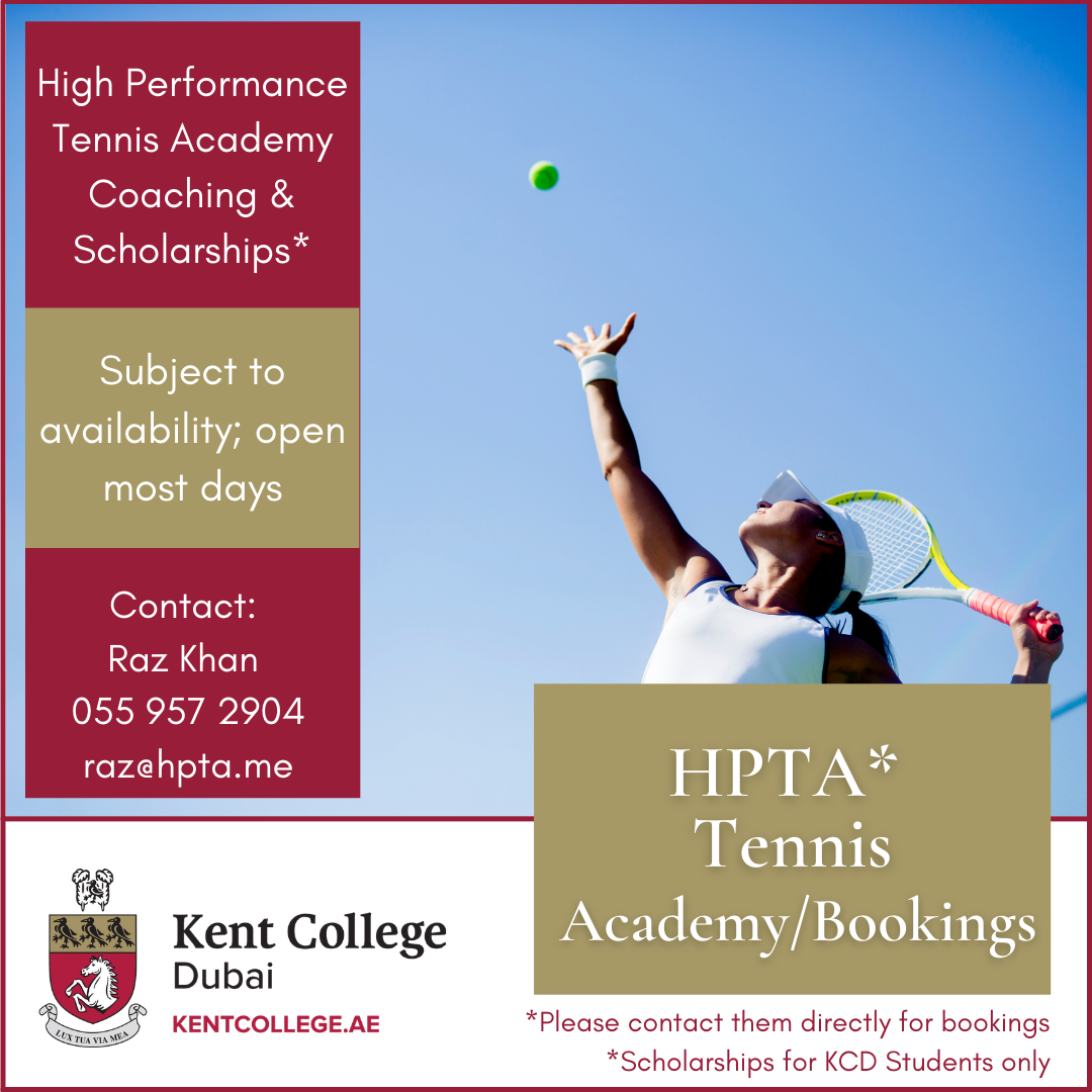 Top Tennis Schools Scholarships in Dubai