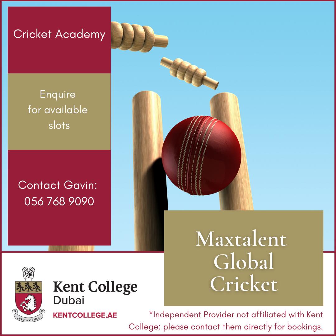 cricket clubs dubai