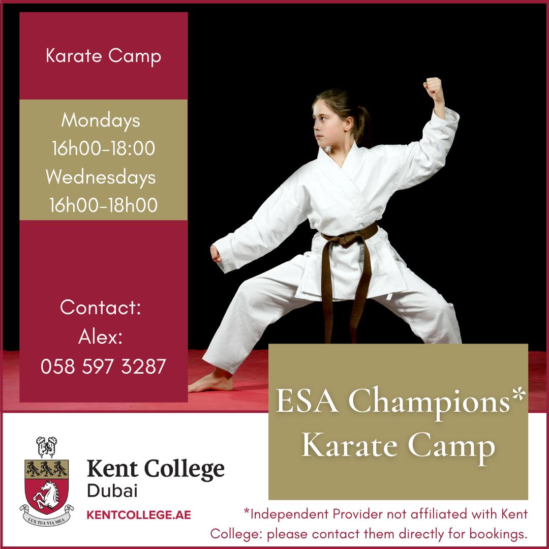 karate schools near me dubai